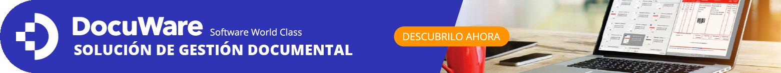 Docuware: Software de gestión documental